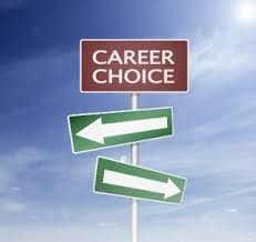 a person career choice should be